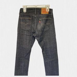 Levi's jeans 29 x 30 Men's 514 Slim Straight
